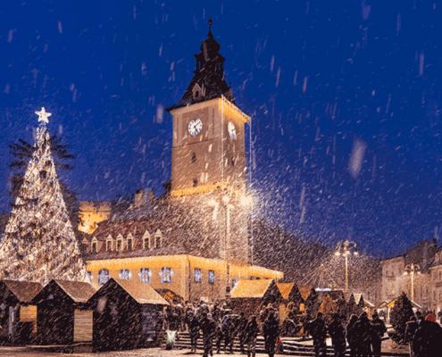 Tîrgul de Crăciun | Sibiu și Brașov