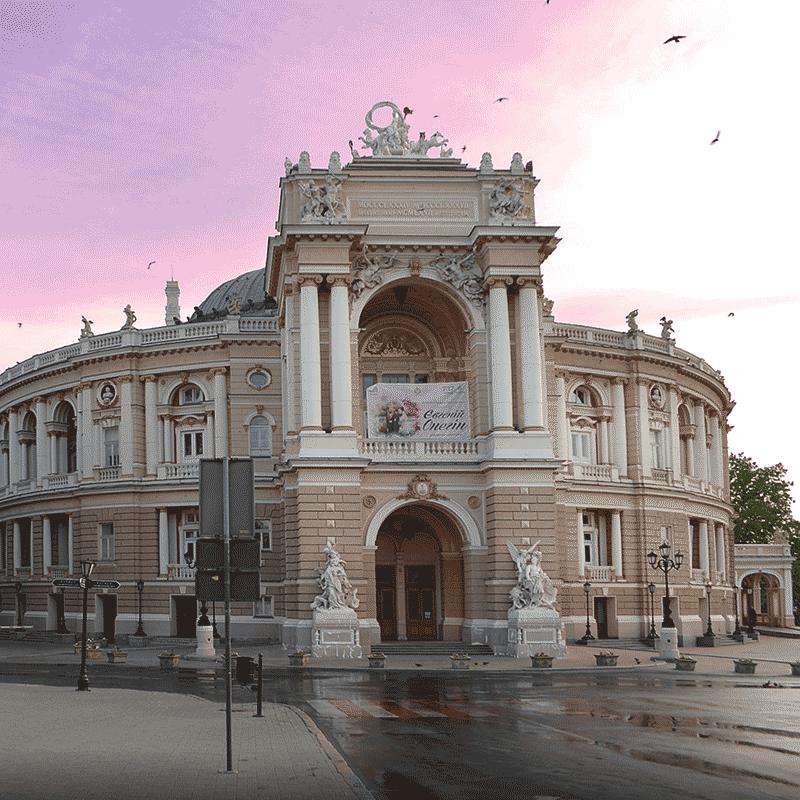 Excursie Odessa | în fiecare sîmbătă