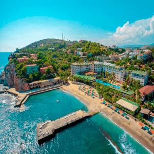 Kemal Bay Hotel 5*/ Turcia
