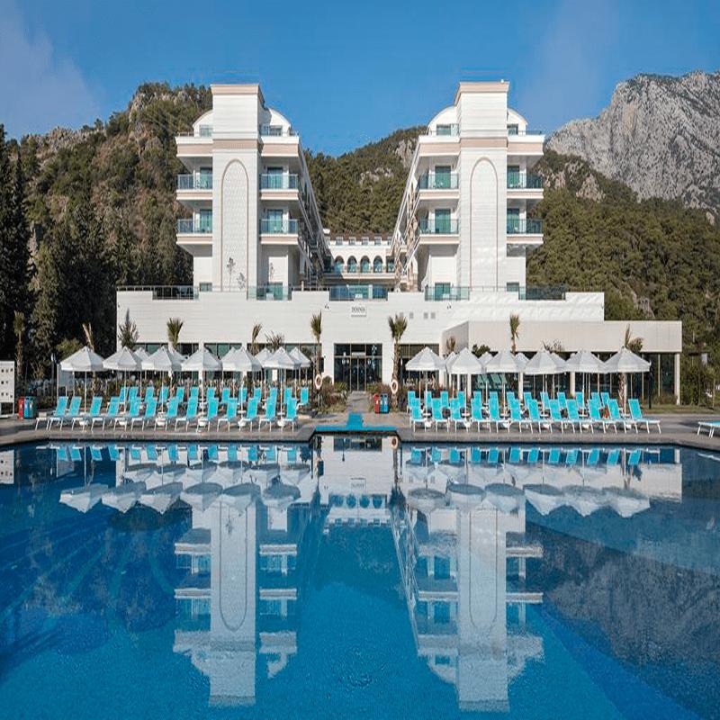 Dosinia Luxury Resort 5*/ Turcia
