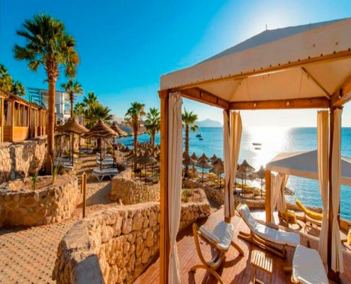 Concorde El Salam Sharm El Sheikh Front Hotel  5*/ Egipt