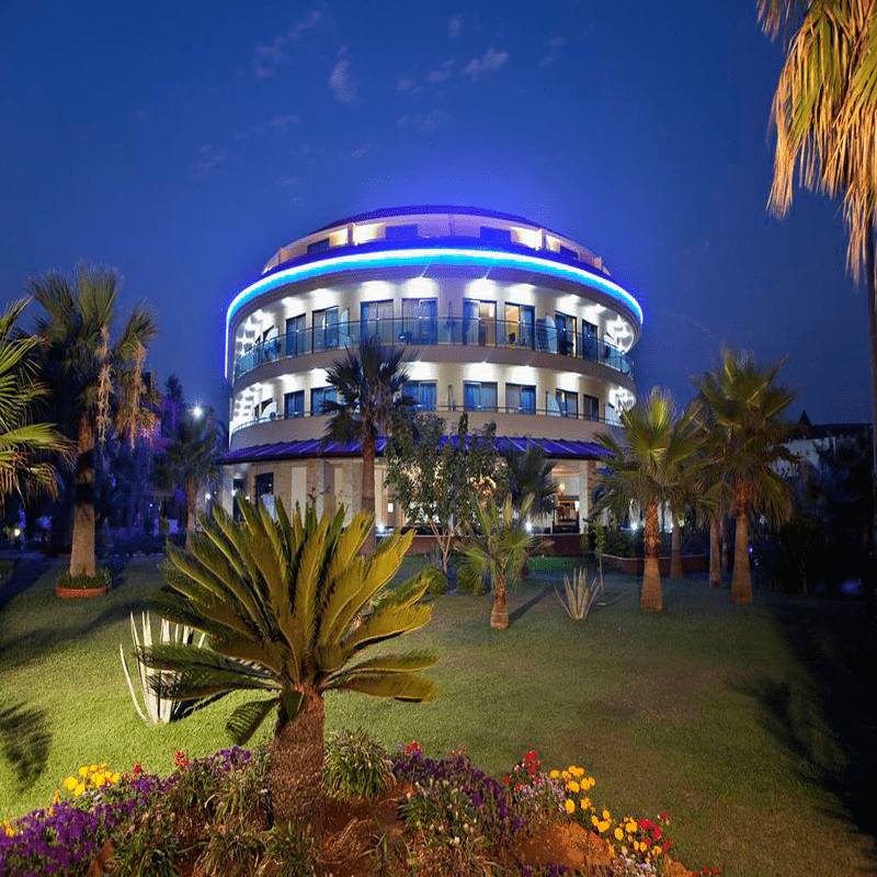 Hotel Saphir 4*/ Turcia