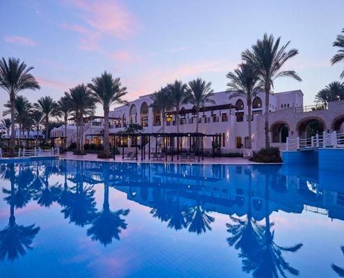 Hotel Jaz Belvedere 5 */ Egipt